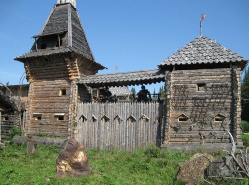 Zyuratkul National Park in the Chelyabinsk region
