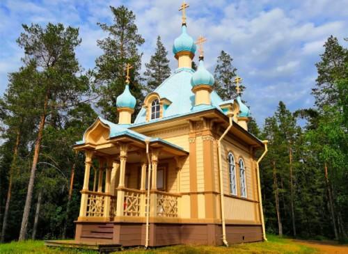 Ascension chapel