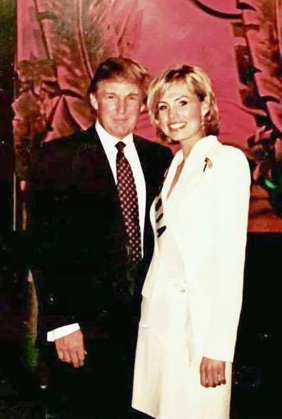 Donald Trump - co-owner of Miss Universe