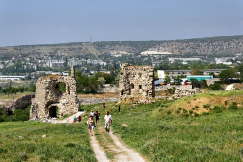 Inkreman ancient city