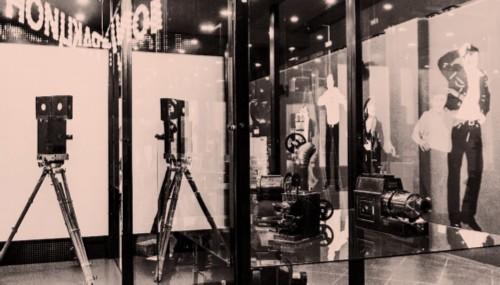 Khanzhonkov Film Studio in Moscow