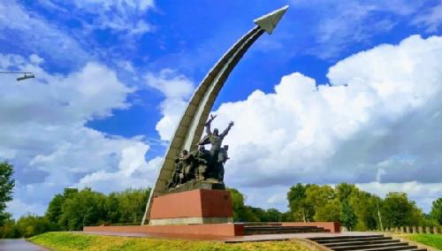 Memorial complex Kumzhenskaya Grove