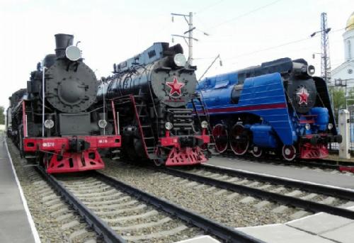 Museum of Railway Equipment of the North Caucasus Railways