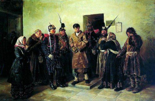 Convicted. 1879
