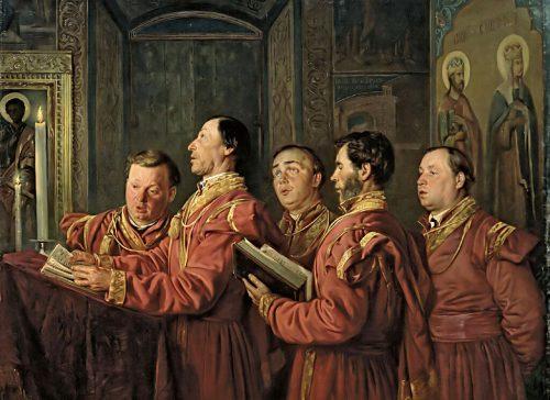Psalmists. 1870