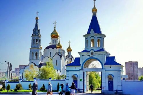 Holy Iveron Women's Monastery