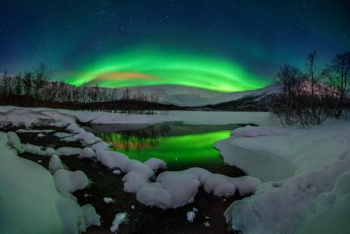 Northern Lights Kola Peninsula