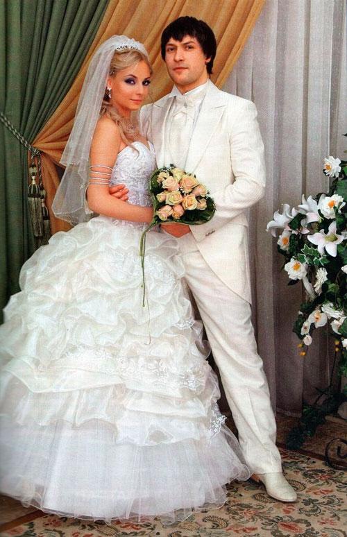 Daria Sagalova's wedding