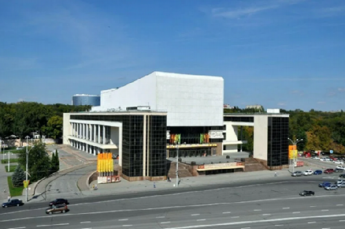 Drama Theater named after M. Gorky