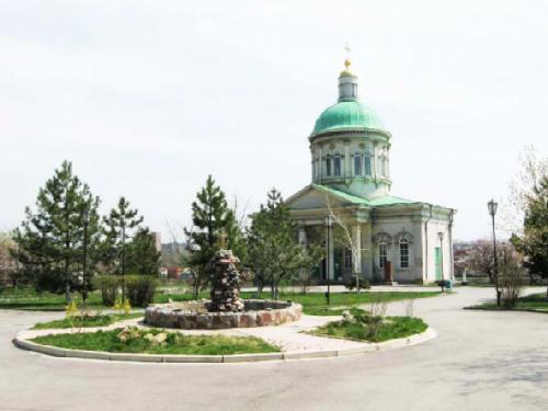 Surb-Khach Church