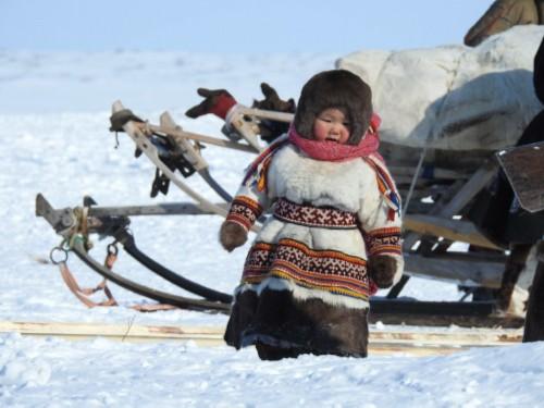 Yamal child