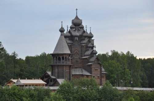 wooden Church of the Intercession