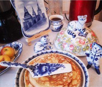 Gzhel porcelain factory