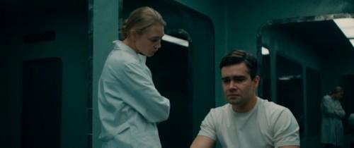 Pyotr Fedorov in the movie Sputnik 2020