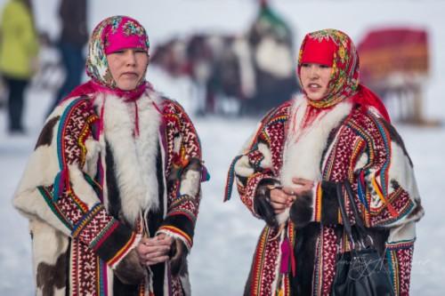Yamal national dress
