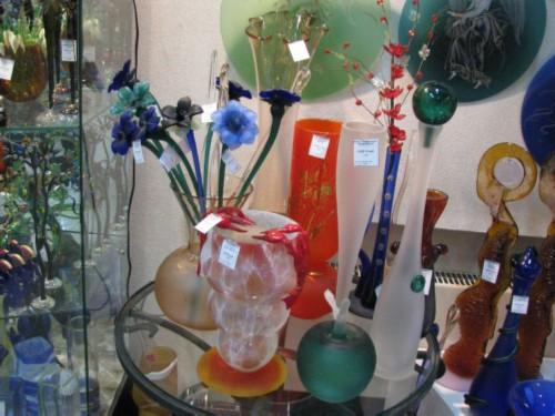vases gusevsky crystal