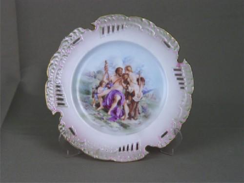 Kuznetsov's porcelain