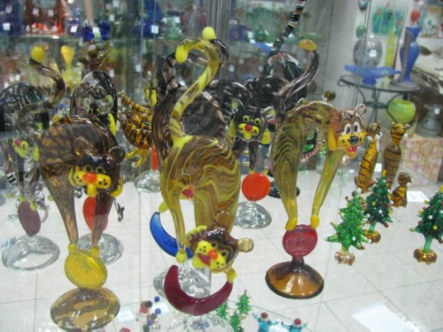 Gusev Crystal Factory