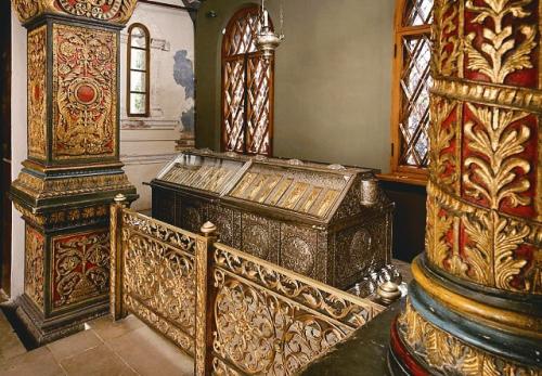 Cancer of the Annunciation Church 1894