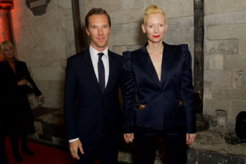 Ekaterina Elizarova and Benedict Cumberbatch. Russian wives of western celebrities
