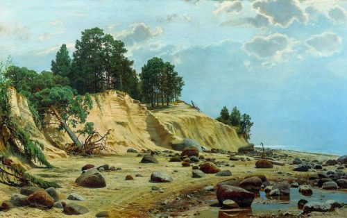 Ivan Ivanovich Shishkin - After the storm. Mary Howie 1891