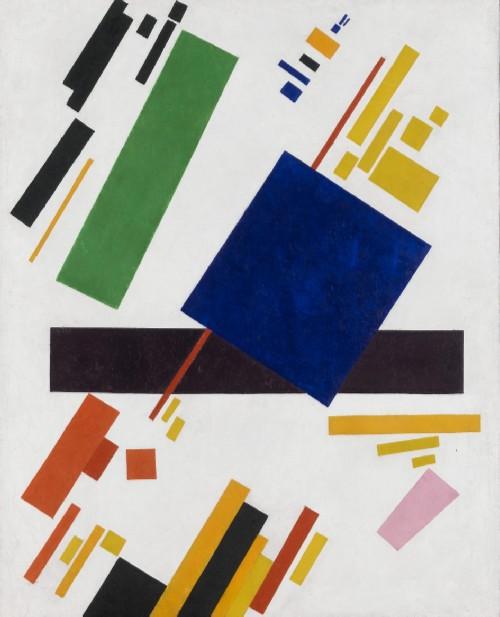 Kazimir Malevich. Painting