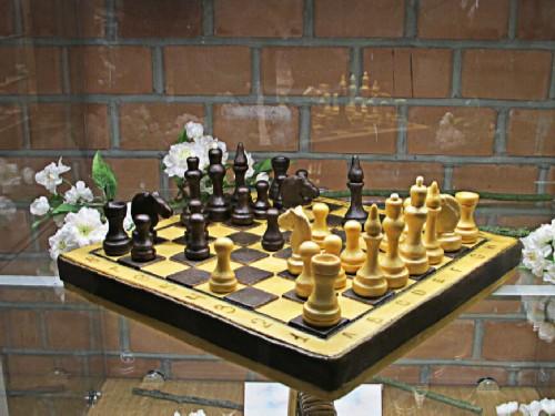 Marzipan chess