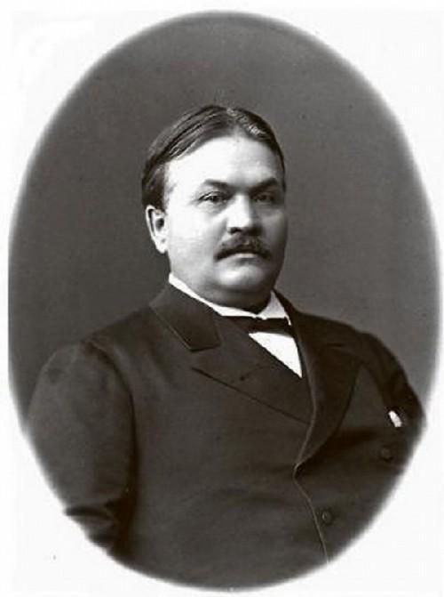 Ovchinnikov Pavel Akimovich (1830-1888)