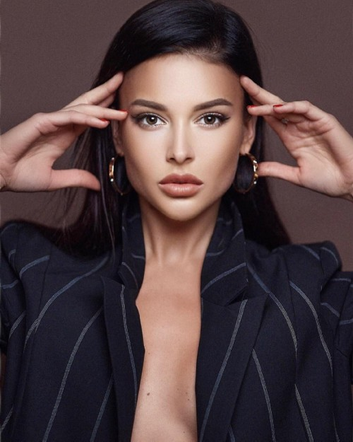 is a fashion model and actress from the Urals
