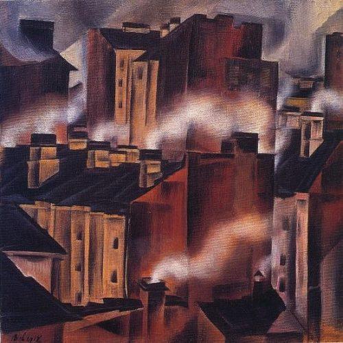 Urban motive 1918