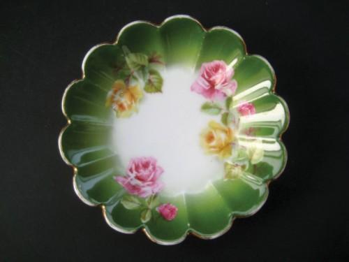 Vintage 19th century. Luxurious outlet. Kuznetsovsky porcelain, Vintage plates, Shchelkovo, Фото №1