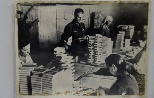 Working days of the Stamboli factory