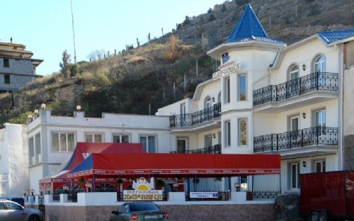 hotel Pirate tavern