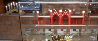 marzipan fortress