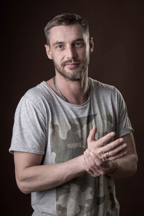 most beautiful Russian actors Anton Batyrev
