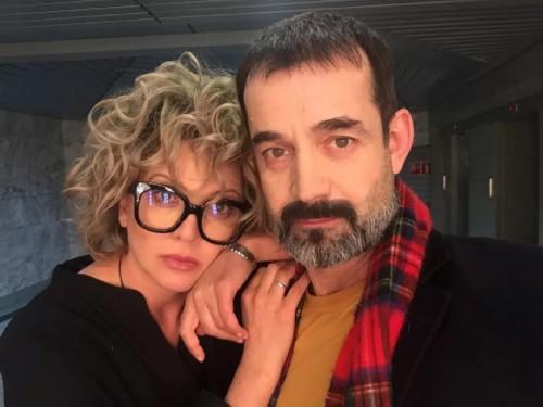 Dmitry Pevtsov and Olga Drozdova