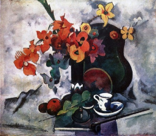 Alexander Kuprin a significant Russian and Soviet painter