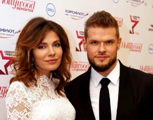 Antonina papernaya and vladimir Yaglych
