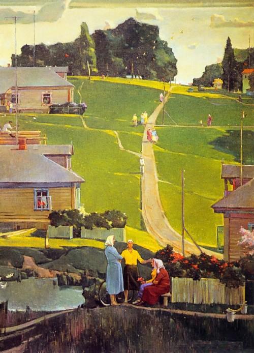 Kolkhoz Zagorie , 1960