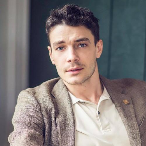 most beautiful Russian actors Maxim Matveev