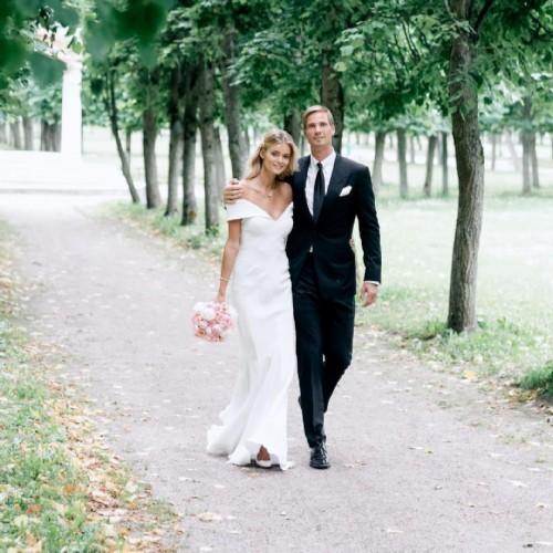 Russian model Victoria's Secret Katya Grigorieva and got married. Dynamo player Anton Shunin became the chosen one of the beauty.