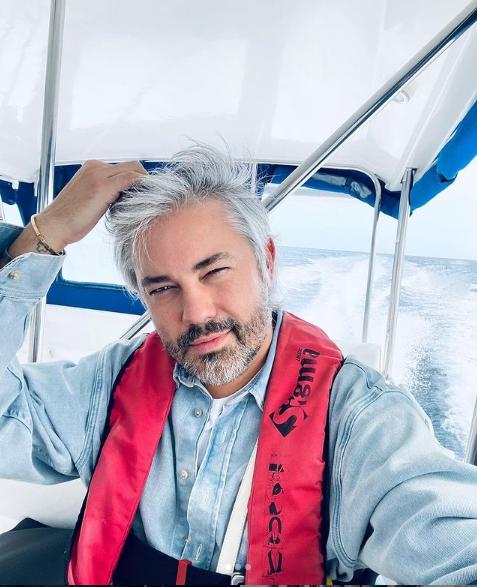 Alexander Rogov in the Maldives