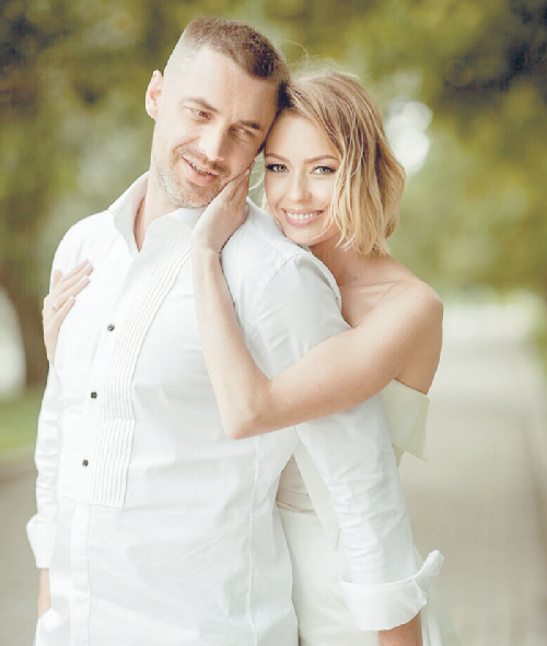 Evgenia Loza - wife of Anton Batyrev