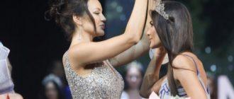 Miss Moscow 2021 Alya Salamova