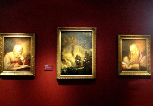 damage and theft of exhibits from Russian museums. The abduction of