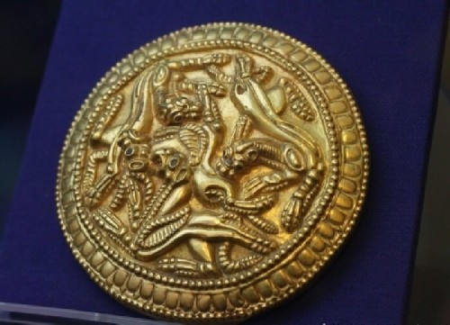 The abduction of the golden falars in Rostov-on-Don