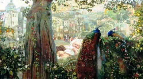Fairy tale, 1911