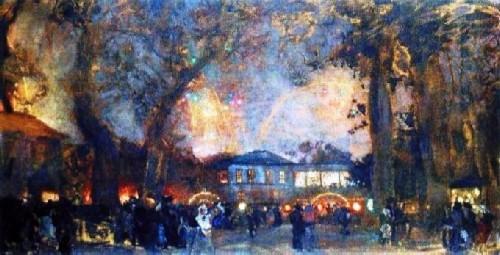 Fireworks, 1912