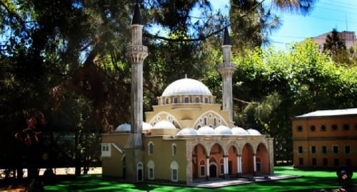 Juma-Jami Mosque in Evpatoria