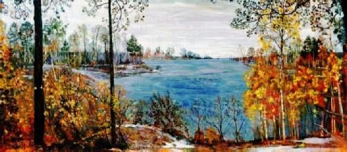 Late Autumn, 1907